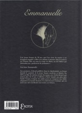 Verso de Emmanuelle - Tome 1e