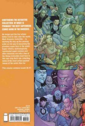 Verso de Invincible: The Ultimate Collection (2003) -INT04- Volume 4