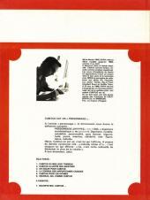 Verso de Cubitus -6- Heureux qui comme Cubitus