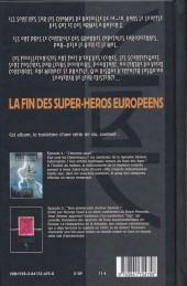Verso de La brigade Chimérique -3- L'homme cassé - Bon anniversaire docteur Séverac !