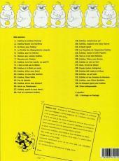 Verso de Cubitus -34- Cubitus chien indispensable