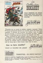 Verso de Capt'ain Swing! (1re série) -158- Les fils de Bahmok