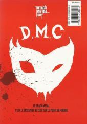 Verso de Detroit Metal City -3- Volume 3
