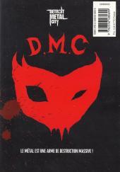 Verso de Detroit metal city -4- Volume 4