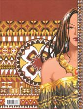 Verso de Djinn (Dufaux/Mirallès) -HS2- Notes sur Africa