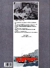 Verso de Lou Smog -1- Le port des maudits