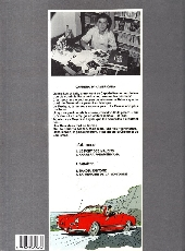 Verso de Lou Smog -2- Carrera Panaméricana