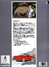 Verso de Lou Smog -5- Menace UFO