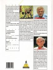 Verso de Histoire sans héros -2- Vingt ans après