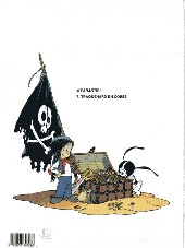 Verso de Marine (Corteggiani/Tranchand) -6- Les lutins de Morleroc