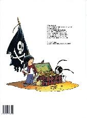 Verso de Marine (Corteggiani/Tranchand) -8- La princesse engloutie