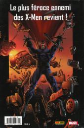 Verso de Ultimate X-Men (Marvel Deluxe) -3- Le retour du roi