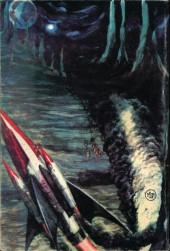 Verso de Sidéral (2e série) -6- S.O.S. terre
