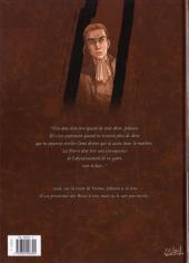 Verso de La rose et la Croix -3- La Loge de Vienne