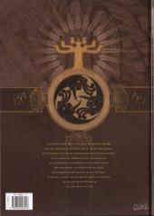 Verso de L'ordre des dragons -3- Le Premier