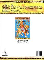 Verso de Tandori -3- Un livre dans la jungle