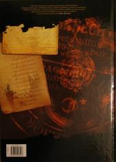 Verso de Le syndrome de Caïn -6- L'œuvre au noir
