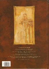 Verso de Les terres de Sienn -2- Le souffle d'Absynthe