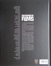 Verso de Souvenirs de films