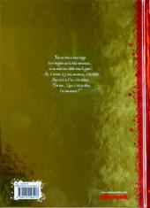 Verso de La bd des filles -3- Sable ou galets ?