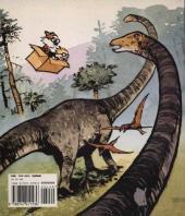 Verso de Calvin and Hobbes (1987) -3a- Yukon ho !