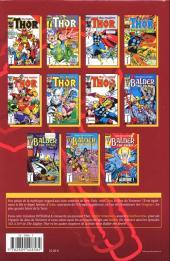 Verso de Thor (L'intégrale) -3- Intégrale 1986