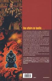 Verso de Hellblazer (100% Vertigo) -6- John Constantine, Hellblazer - Des raisons de se réjouir