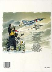 Verso de Tanguy et Laverdure -10d93- Mission spéciale