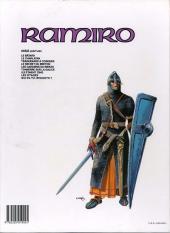 Verso de Ramiro -1b1994- Le bâtard