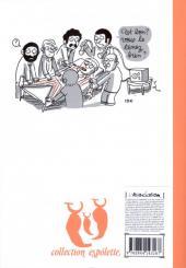 Verso de HP (Mandel) -1- L'asile d'aliénés