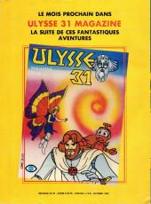 Verso de Ulysse 31 (Magazine) -9- La deuxième Arche