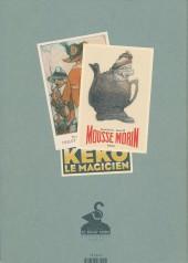 Verso de Keko le magicien