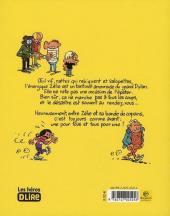 Verso de Zélie et Compagnie (2e série) -2- Tous pour une !