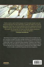 Verso de Red Sonja -7- Les animaux