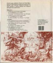Verso de (AUT) Hausman -13- Animaux sauvages d'Europe et d'Amérique du nord - Tome 2