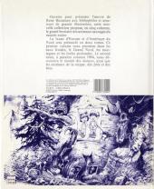 Verso de (AUT) Hausman -12- Animaux sauvages d'Europe et d'Amérique du nord - Tome 1