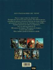 Verso de Les passagers du vent -7- La Petite Fille Bois-Caïman - Livre 2