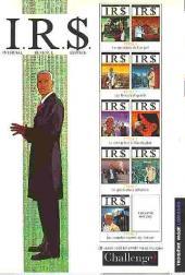 Verso de I.R.$. -7Pub- Corporate America