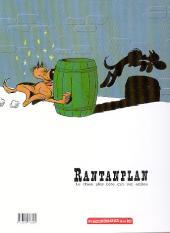 Verso de Rantanplan -7Ind- Le Fugitif