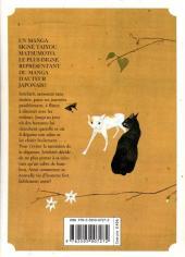 Verso de Le samouraï bambou -1- Tome 1