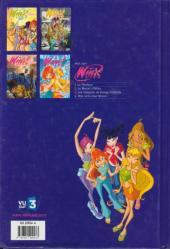 Verso de Winx Club -4- Une amie pour bloom