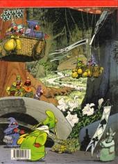 Verso de Bizu -31- Le chevalier potage