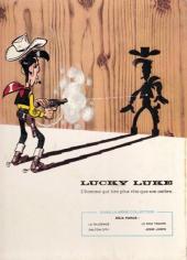 Verso de Lucky Luke -34a70- Dalton city