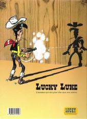 Verso de Lucky Luke -34f00- Dalton City