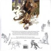 Verso de Zoo -HS3- La visite