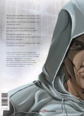 Verso de Assassin's Creed -1- Desmond
