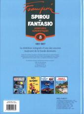 Verso de Spirou et Fantasio -6- (Int. Dupuis 2) -8- Aventures humoristiques (1961-1967)