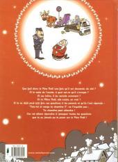 Verso de Tout ce que vous avez toujours voulu savoir sur le Père Noël