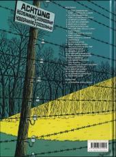 Verso de Victor Sackville -22- Frontière nord