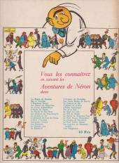 Verso de Samedi Jeunesse -56- Le tube à rayons Hic